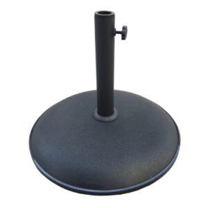בסיס לשמשיה בטון עגול
