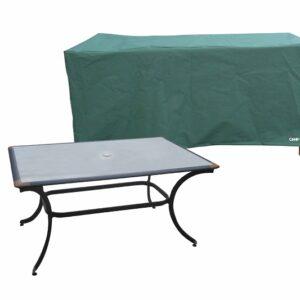 """כיסוי לשולחן מלבני/אובלי 67x106x155 ס""""מ"""
