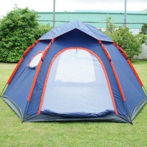 אוהל בן רגע 8 משפחתי