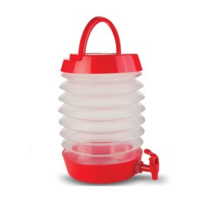מיכל מים אקורדיון 7.5 ליטר